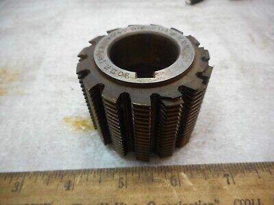 Gear Hob Cutter Bc.co 14.5 Pa 0 Deg 47 Df .0753 Fin Rh