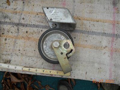 Upright Aluminum Scaffolding Replacement Wheel