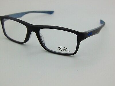 OAKLEY PLANK 2.0 OX8081-0153 Satin Black 53mm Rx Eyeglasses