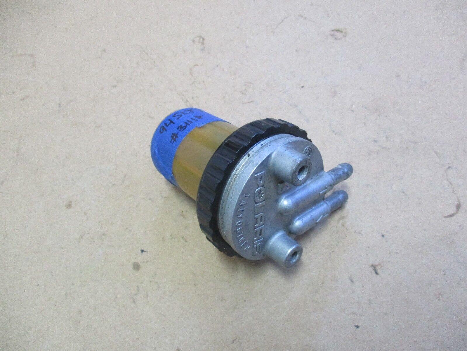 94 Polaris SLT 750 Jet Ski Fuel Gas Water Separater Bowl 95 96 SL 650 ? PWC