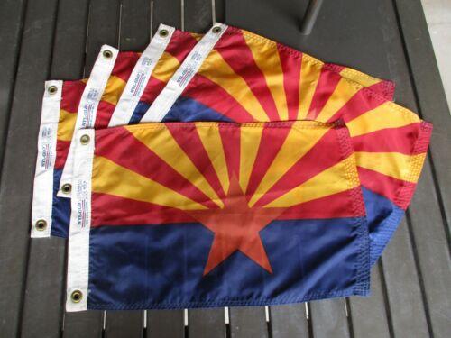 Arizona Nyl-Glo Nylon US Made Annin & Co State Flag, 5 available