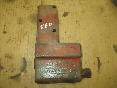 International Farmall 560 Hydraulic Remote Outlet Block  Antique Tractor
