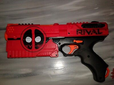 Nerf Rival Deadpool Kronos XVIII-500 Single Blaster