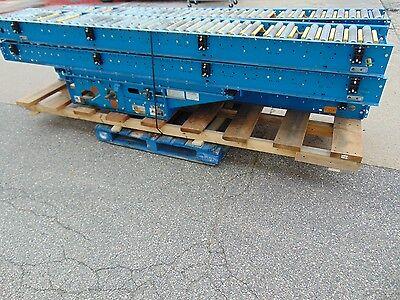 60 Hytrol Driven Belt Conveyor - Gravity Roller Conveyor