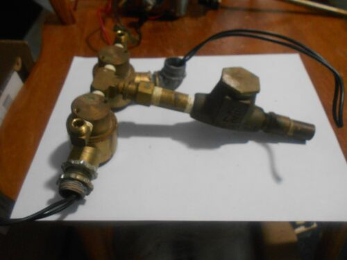 BAKERS AID PROOFER RETARDER  STRAINER AND WATER SOLENOID VALVE
