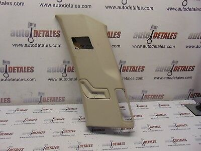 Volvo XC90 C Pillar Trim Middle Row Seat Belt Cover Right Side used 2004