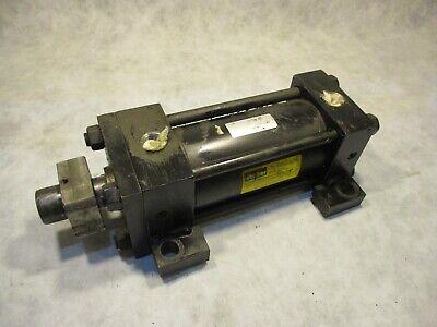 Parker 2h Hydraulic Cylinder 3-14 Bore X 5 Stroke