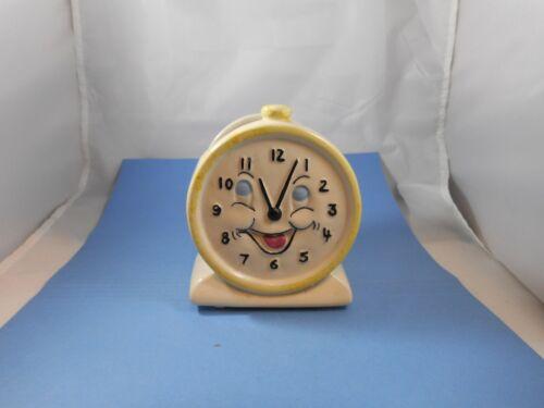 RARE NEWCOMB POTTERY CLOCK FACE PLANTER