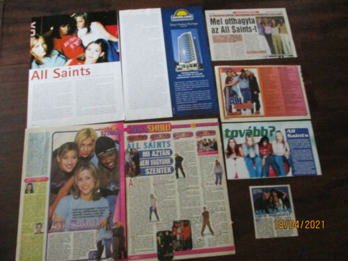 ALL SAINTS HUNGARIAN CLIPPING LOT