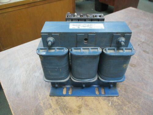 Allen-Bradley 3 Phase Line Reactor 1321-3R45-C 45A 600V 1.2mH Used