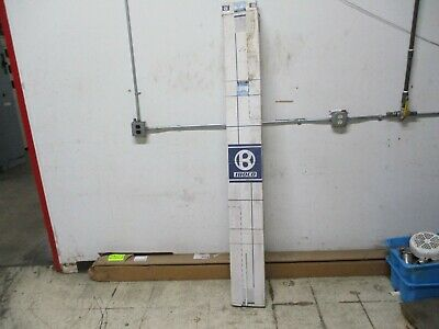 Iboco Wire Duct T1-e 4040w White 4 6 6 Sections New Surplus