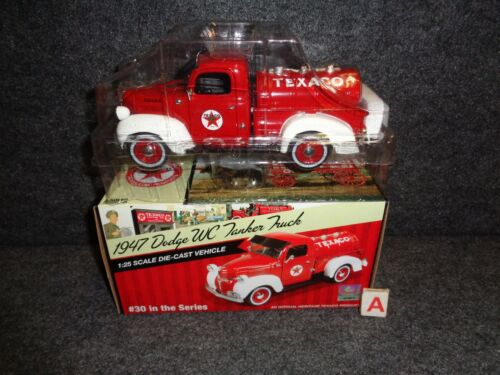TEXACO #30 in Series 1947 DODGE WC TANKER DELIVERY TRUCK REGULAR EDITION 2013 A