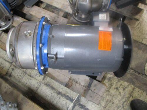 Goulds G&L Series SSH Pump SSH2M51D0 Size: 2x2.5-8 Baldor Motor Used