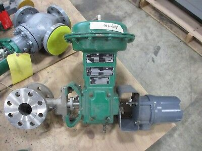 Fisher Diaphragm Control Valve 1052 V-500 New Surplus