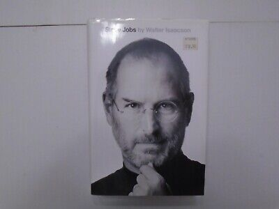 Steve Jobs by Walter Isaacson (2011, HC/DJ) 1st Edition
