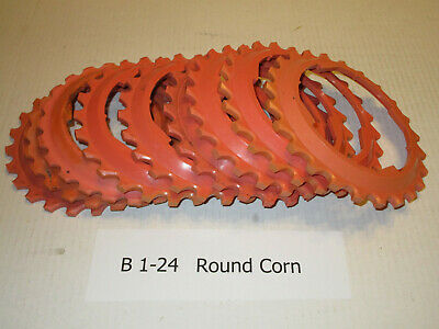 Used Lustran Corn Plates For John Deere 71 Planters