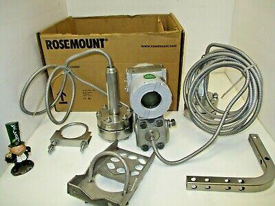Smar Ld301 Pressure Transmitter W 2 Pressure Sensors
