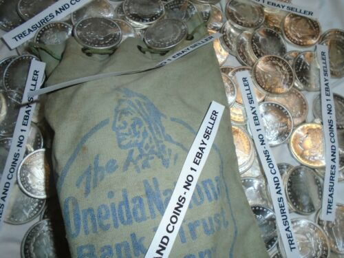 MORGAN DOLLAR ESTATE LOT BU RARE COINS  MINT MARKS O, S, P, CC IN BANK BAGS