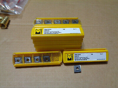 5 Pcs Kennametal Cnmp431 K68 Carbide Turning Inserts Cnmp120404 Usa Free Ship