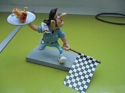 Figurine moto joe bar team 2 le serveur hor serie