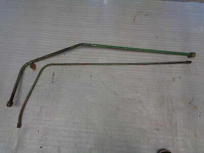 John Deere Mt Mi Later M Hydraulic Pump Inlet And Outlet Lines
