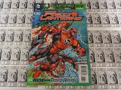 Red Lanterns (2011) DC - #13, Rise of the Third Army, Milligan, NM/- (New 52)