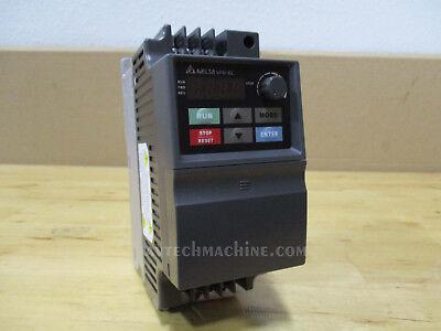 Delta Inverter Vfd002el23a Ac Variable Frequency Drive Vfd-el 14hp 3 Phase 240v