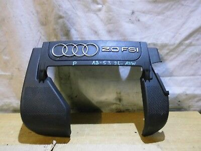 AUDI A3 8P 2.0FSI AXW ENGINE TOP COVER 06F103925 2003 >