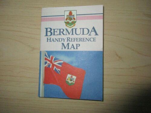 Bermuda Handy Reference Map