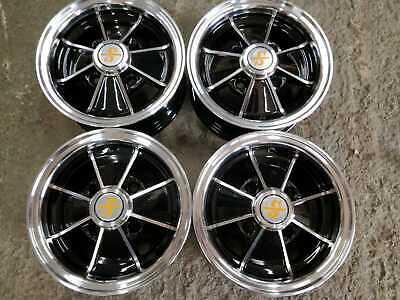 4.5x10 BRM Wheels 4 x 101.6 PCD  Set of 4 Classic Mini, Cooper, Cooper S