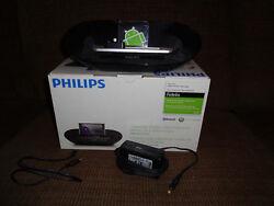 PHILIPS FIDELIO AS351/37 ANDROID DOCK SPEAKERS Original Box, Instructions
