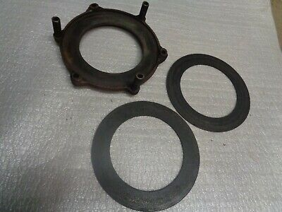John Deere Unstyled And Early A Clutch Adjusting Disc And Both Clutch Disc
