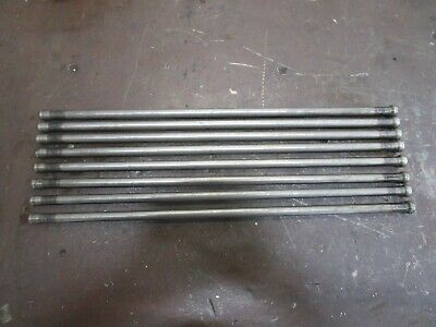 Ih Farmall W450d 400d 450d Md Smd C281 Engine Push Rods  Antique Tractor