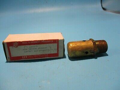 New Bellgosset 26 Vacuum Breaker 34 Npt Max 150psi 113075