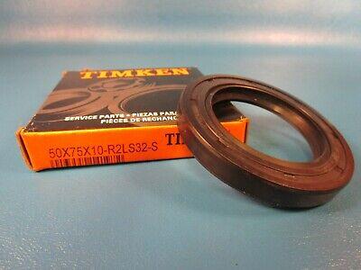 Timken 50x75x10-r2ls32-s Oil Seal Metric Fafnir Cr