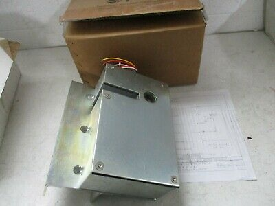 Southern Steel 1050sd-2 A1 Rh Electro-mechanical Fence Mounted Gate Jail Lock