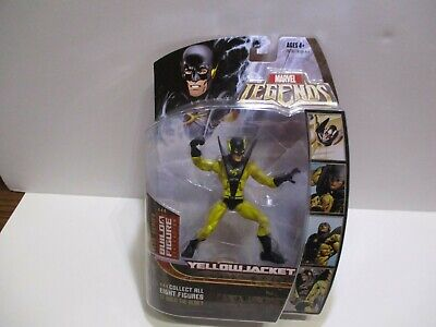 MARVEL LEGENDS  BLOB BAF SERIES YELLOW JACKET