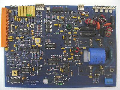 Fenner Servo Dynamics Aw 1451 Board 60 Day Warranty