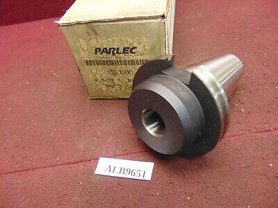 Cat50 Parlec C50-10em1 1 End Mill Tool Holder Alb 9651