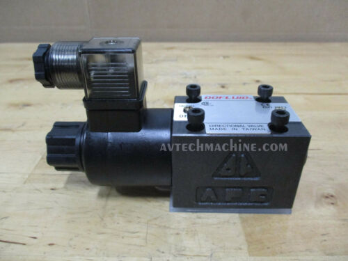 Dofluid Hydraulic Solenoid Valve DFA-02-2B2-DC24
