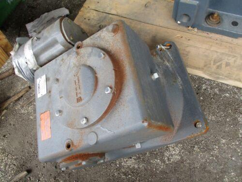 Morse Gear Reducer Worm 50dv- 600-1 Flange Mt