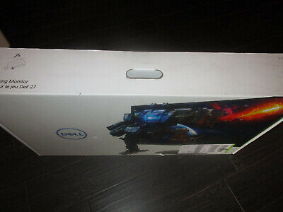 "Dell S2721DGF 27"" IPS QHD Freesync G-SYNC LED Gaming Monitor 1ms 165hz"