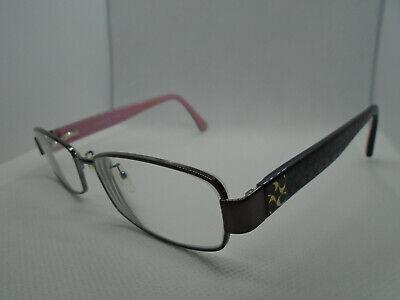 COACH Womens Eyeglasses TARYN HC 5001 9021 Dark Silver 52-16-135 Glasses Frames ()