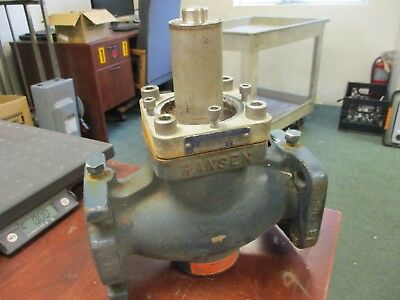 Hansen Sealed Motor Valve Hmmv Size 1-12 Used