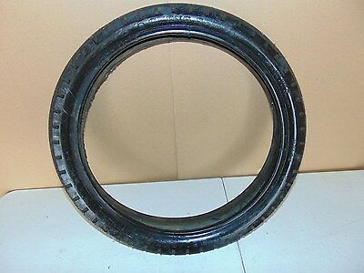New Old Stock Chang Shin 3.60/85S19 Motorcycle Dirtbike Tire