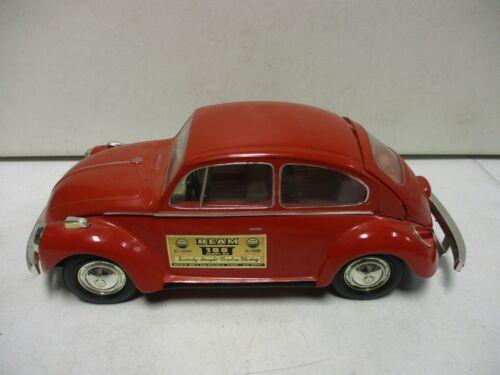 1973 Jim Beam Volkswagen Beetle Bug Decanter