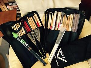 Drumsticks , brushes , blasticks ,timbale sticks , Noosa Heads Noosa Area Preview