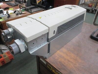 Abb Ach550 Ac Drive Ach550-uh-125a-4 100hp 3ph W Keypad Used