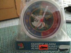 DISNEY QUARTZ ANALOG ALARM CLOCK;                                          13134