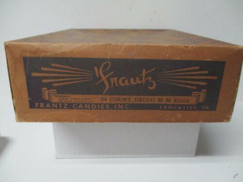 Quite Old FRANTZ of Lancaster Pa - Easter Egg Candy Box